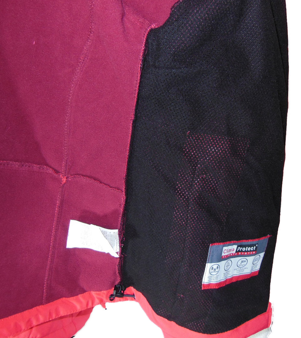 6639370fc76c6 Damenjacke Damen-Softshelljacke mit abnehmbarer Kapuze von CMP!!!