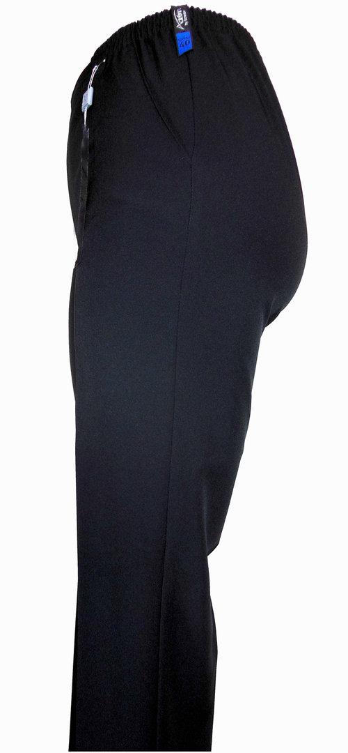 erstklassige Qualität viele möglichkeiten 100% Zufriedenheitsgarantie Damenhose Adelina Schlupfhose mit Gummizug, Bügelfalte und ...